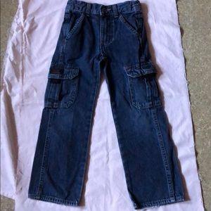 Boys Wrangler Jeans, Size 6 Slim